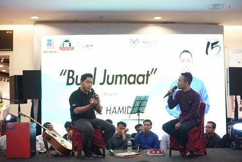 Hafiz Hamidun Karnival ONE SSM Pahang 2017