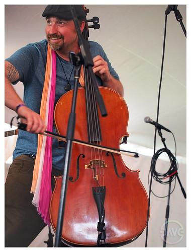 Dave Eggar Band featuring Sasha Lazard