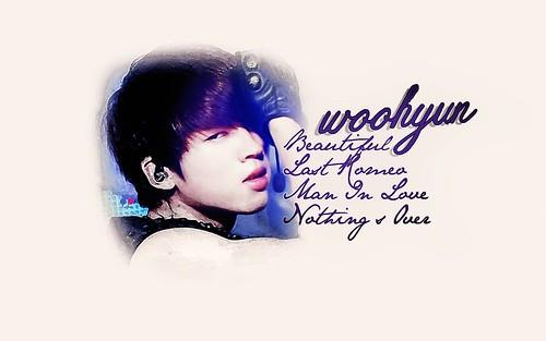 Nam Woo Hyun infinite #woohyun #infinite
