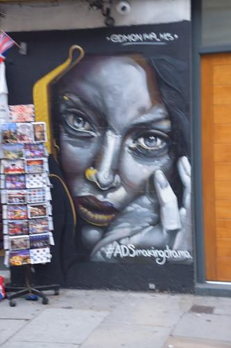 DSC_1748 Brick Lane Souvenirs London Street Art edmon 1419_NLS #ADSmokingdrama