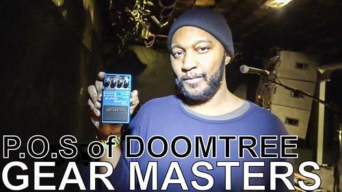 P.O.S (of Doomtree) - GEAR MASTERS Ep. 141