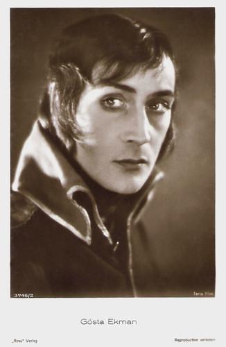 Gösta Ekman in Revolutionshochzeit (1928)