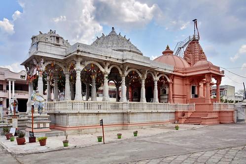 India - Madhya Pradesh - Mandu - Jain Temple - 2