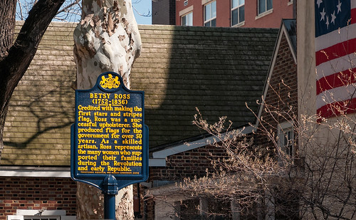 Betsy Ross House (1740), view06, 239 Arch St, Philadelphia, PA, USA