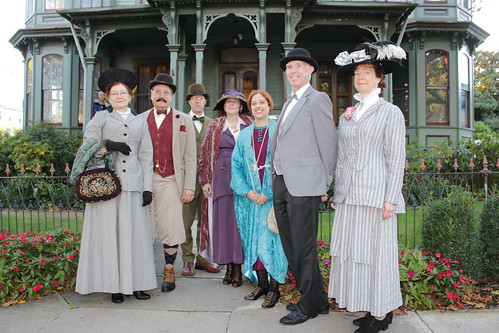 Cape May's 46th annual Victorian Weekend features tours and activities celebrating this National Historic Landmark City