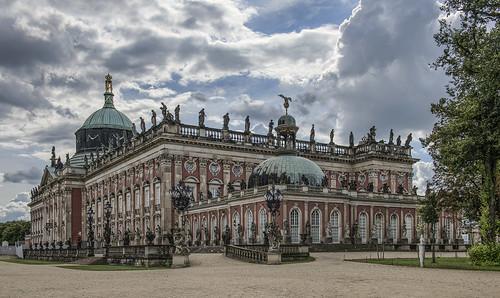 Sanssouci Potsdam Germany 09/2017