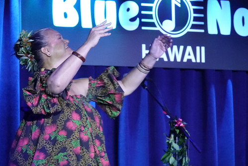 Blue Note Hawaii - Keola Beamer - 9-14-17