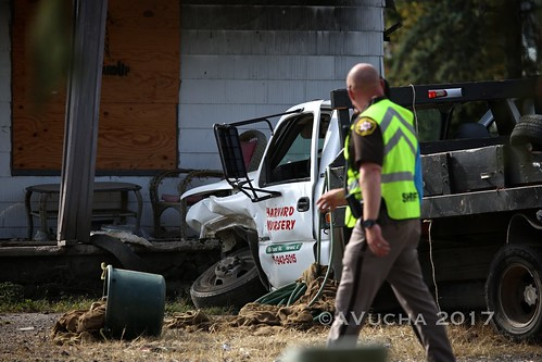 5-Year-Old Child Among Two Ejected in Crash