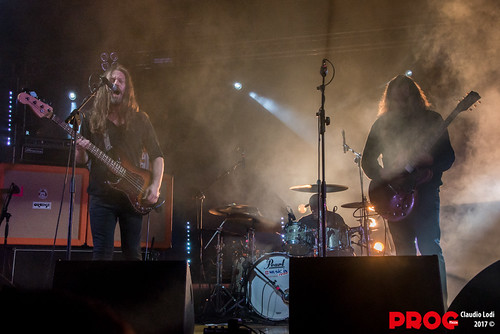 Motopsycho live at 2+1 veruno Prog Rock Festival 1 september 2017