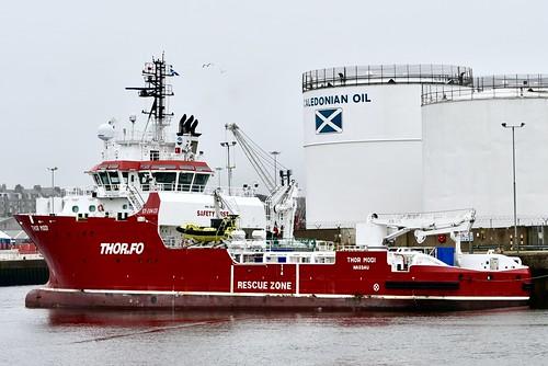 Thor Modi - Aberdeen Scotland 22/8/17