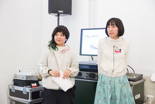 Dorita Takido (JP), Yumi Sasaki (JP)