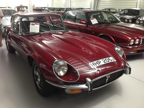 1970 Jaguar E-Type S3 V12 2+2