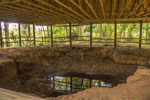 Fort Wade Magazine Ruins