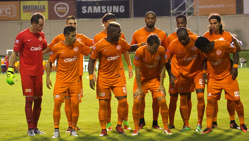 Puerto Rico FC - Jacksonville Armada FC   North American Soccer League