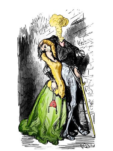 Incubus... Lilu disturbs and seduces women in their sleep, while Lilitu, a female demon, appears to men in their erotic dreams...Les contes drolatiques d' Honoré de Balzac