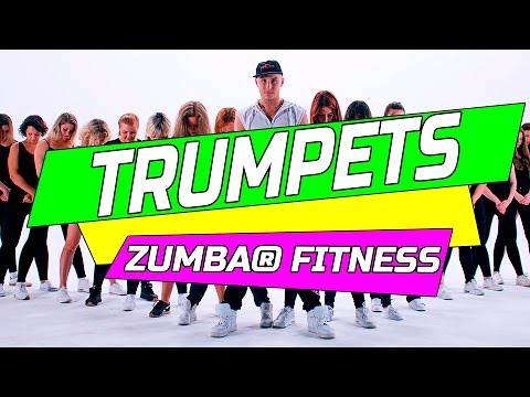 Workout Tips - Video  : Sak Noel & Salvi feat. Sean Paul - Trumpets | Zumba Fitness 2017 [4K]