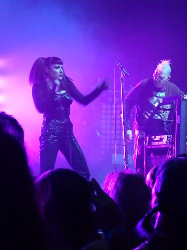 10/4/17 - Agora Theatre and Ballroom: KMFDM
