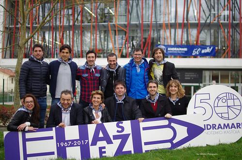 50 Aniversary of Andra Mari Basque School at Zornotza (4/4)