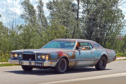 Ford Thunderbird Hardtop 1973 (2918)