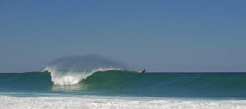 Heat, Spray, Surf....