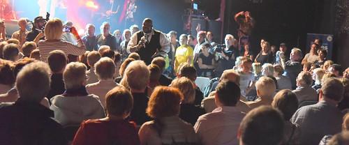 Sugaray Rayford band - Avignon Blues Festival