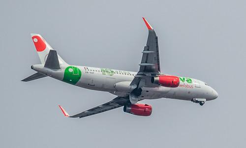Viva Aerobus A320 (MEX)
