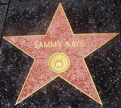 Hollywood Walk of Fame - Sammy Kaye -