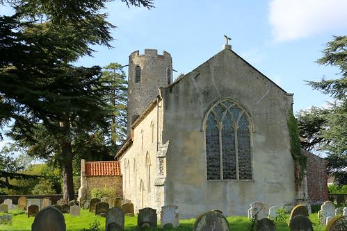 All Saints, Kirby Cane, Norfolk
