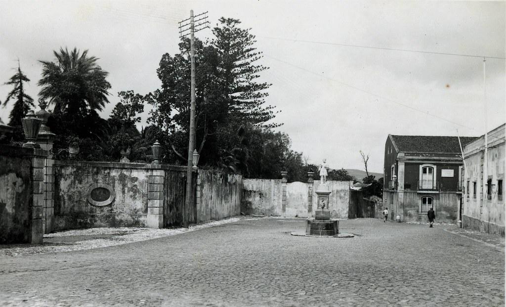 Largo da Duquesa, Lumiar (E. Portugal, s.d.)