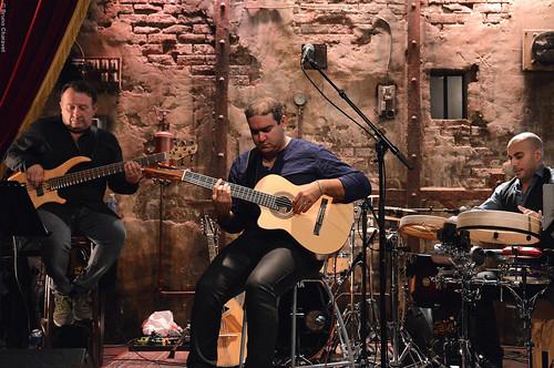 Kader Fahem trio