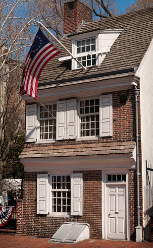 Betsy Ross House (1740), view05, 239 Arch St, Philadelphia, PA, USA