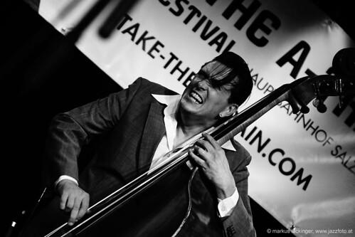 Ivan Kovacevic: contrabajo, Take the A-Train Musicfestival Salzburg