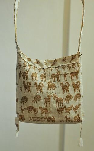 Mexican Bag Morral Huave Ikoots Oaxaca