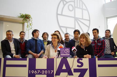 50 Aniversary of Andra Mari Basque School at Zornotza (3/4)