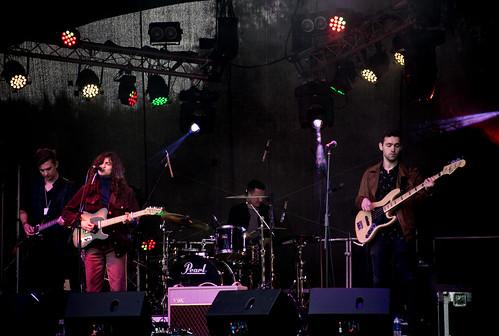 Karima Francis's Band