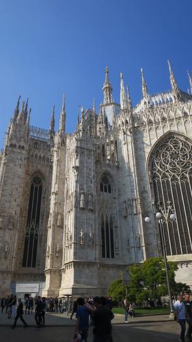 2017_10_12 Duomo  Milan Italy