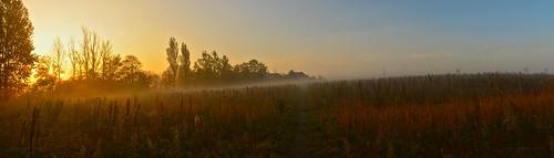 October sunrise 🍁