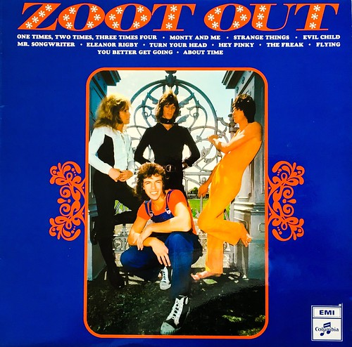Zoot - Zoot Out LP from 1971