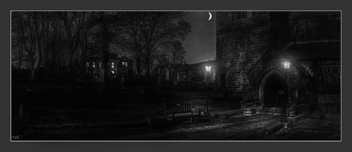 The Bronte's Home