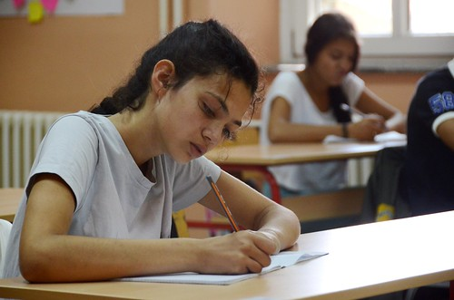 Osnovnoj školi Branko Pešić u Beogradu USAID je obezbedio 9 belih tabli, 80 klupa, i 1 desk top računar u ukupnoj vrednosti od $5000 USD.