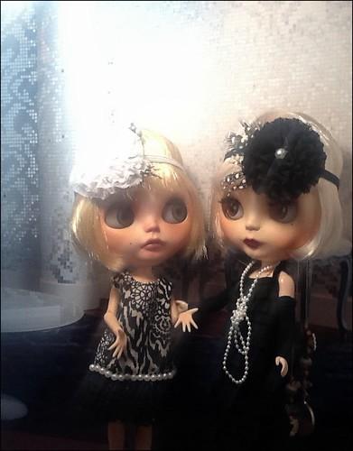 Friends: Daisy Buchanan and Cousin Maisie