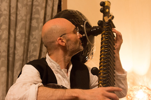 Veena Baithak 'The Sound of Silence' Carsten Wicke & Jyoti Hedge