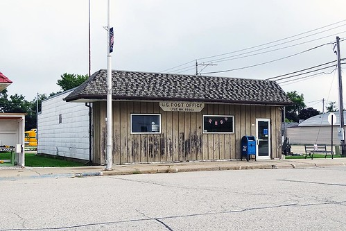 Lyle, MN post office