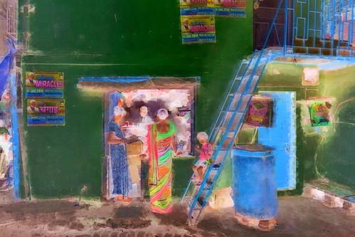 India - Maharashtra - Mumbai - Dharavi Slum - 29bb