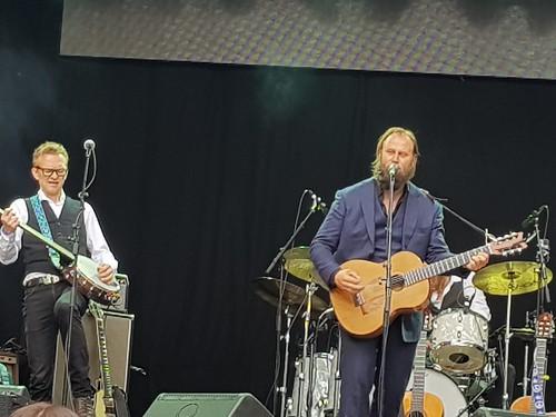 Stein Torleif Bjella - 2017-06-16 -  Bergenfest 2017, Day 3, Bastionen, Bergenhus festning, Bergen, Norway