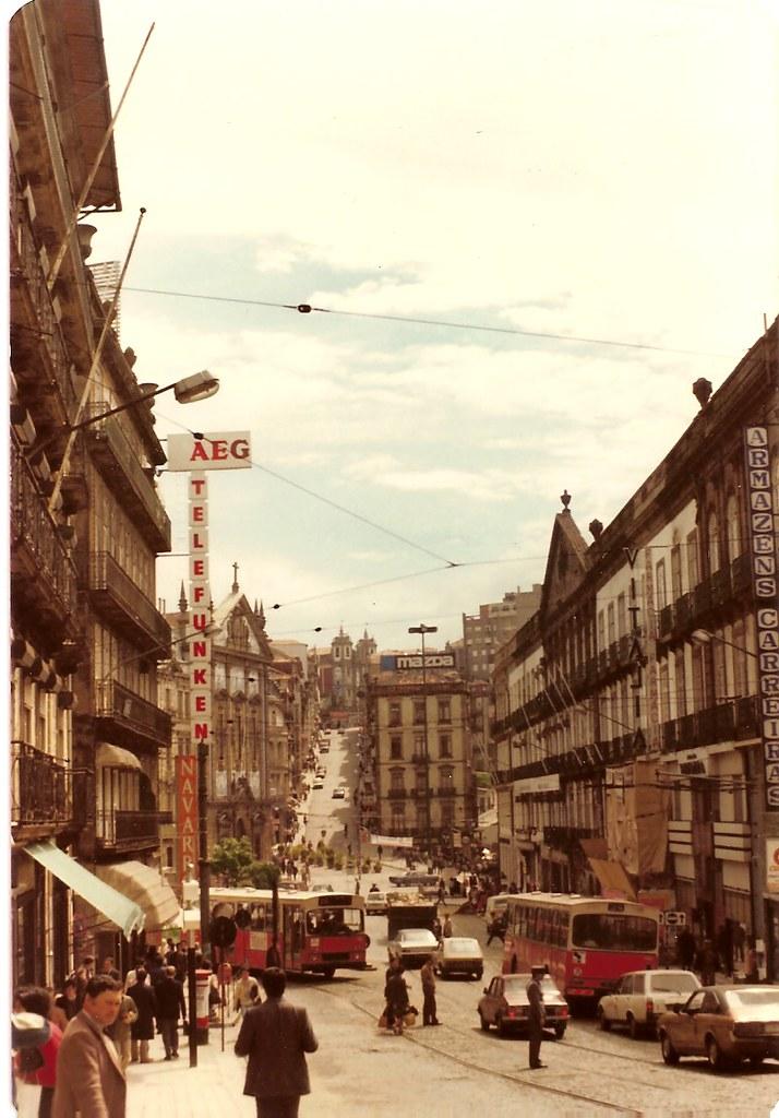 Porto, Anos 80 (Pura Terylene Virgem)