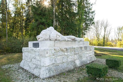 Monument de la Chapelle Sainte-Fine (Fleury-devant-Douaumont)