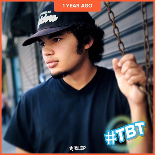 In Loving Memory of Julian St. John (12/05/89 - 11/23/14) 1 year ago. (11/23/17) #timehop #throwbackthursday #inlovingmemory #julianstjohn #talentedartist #caliboy #kristoffstjohnson #miastjohnson #justiceforjulian #fightformentalhealth #hisyouth