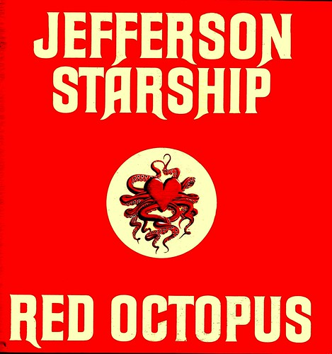 4 - Jefferson Starship - Red Octopus - D - 1975