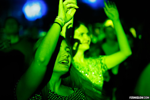 Party girl at Global Top DJs 2017